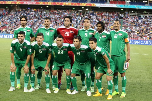 日本、W杯アジア2次予選の前哨戦へ…イラク代表の来日メンバー発表