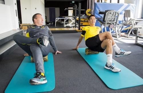 バイエルン、ドルトムントのフィットネスコーチ引き抜きに成功