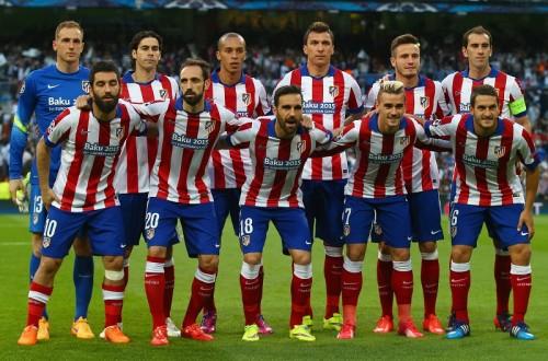 アトレティコ、プレシーズンで来日決定…8月1日にサガン鳥栖と対戦