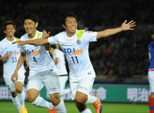 佐藤寿人が史上初の大記録…J1・J2通算200ゴール達成