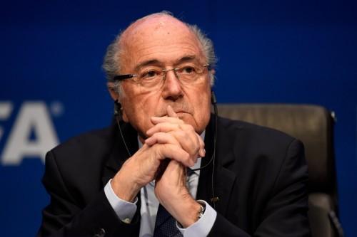 再選からわずか4日…FIFAのブラッター会長が衝撃の辞任「改革が必要」