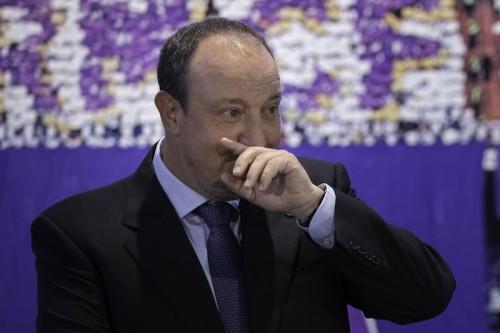 ベニテス監督、古巣レアルでの就任会見で涙「ホームに帰って来た」