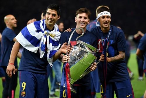 UEFA選定のCLベストチーム…王者バルサから10名が選出される