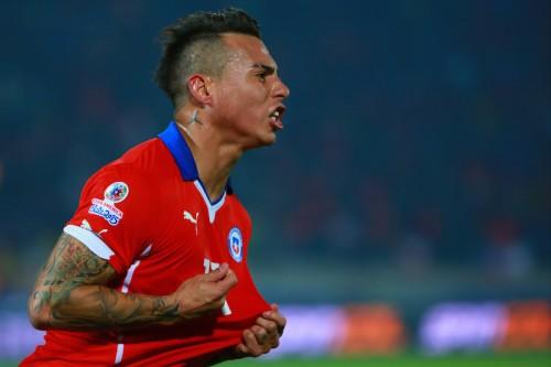 開幕戦途中出場でゴール挙げたチリ代表バルガス、次戦スタメンか