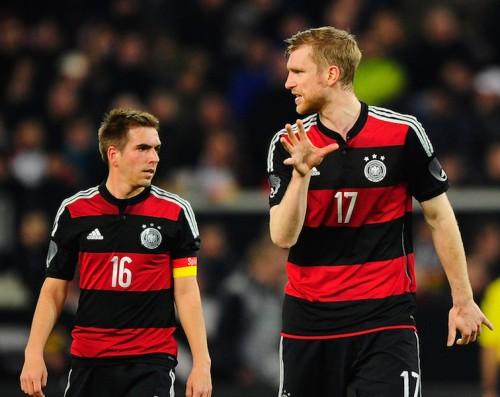 ラームとメルテザッカー、リオ五輪でドイツ代表にサプライズ復帰か