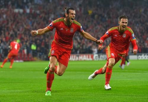ベイルが決勝点…ウェールズがベルギーとの首位決戦制し予選突破へ前進