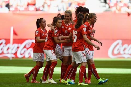 女子W杯、スイスが10発大勝…前回3位スウェーデンは敗退の危機