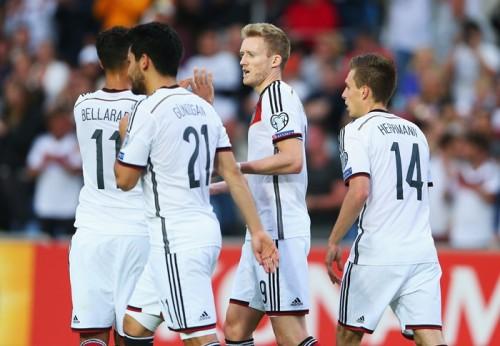 ドイツが7発大勝でD組2位をキープ…シュールレがハットの活躍