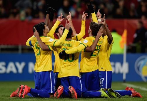 U-20W杯、5発圧勝のブラジルと延長制したセルビアが決勝へ