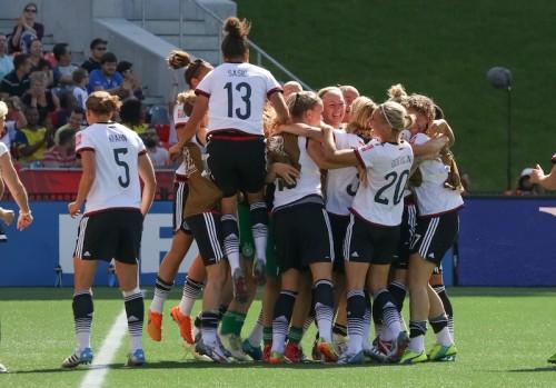 女子W杯、ドイツがスウェーデンに4発圧勝…中国も8強進出果たす