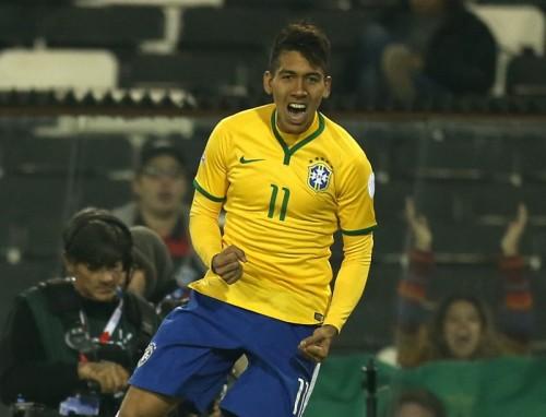 リヴァプール、ブラジル代表MFフィルミーノ獲得へ…55億で合意間近