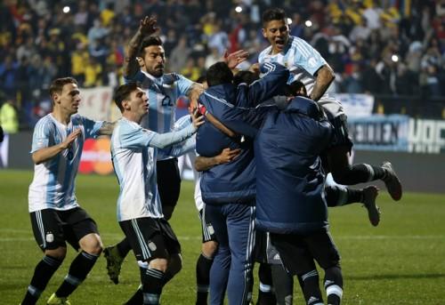 優勝候補アルゼンチンがPK戦の末に準決勝進出…メッシら不発も辛勝