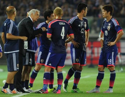 ハリルホジッチ、日本代表のプレーは「私の話を聞いて変わってきている」