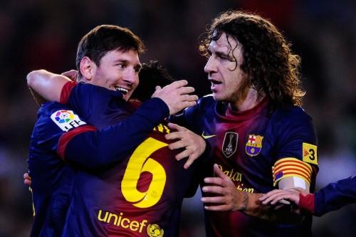 """今季3冠達成のバルセロナ、補強で目指すは""""新しいプジョル""""の獲得"""