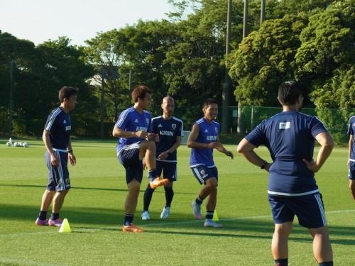 技術向上へ意気込む岡崎「単純にサッカー小僧として上手くなりたい」