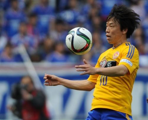 5月度のJ1月間ベストゴールは仙台MF梁が受賞「冷静に決めたゴール」