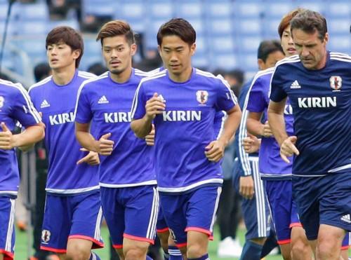トップ下でのプレーで結果残したい香川「一番得意なポジション」