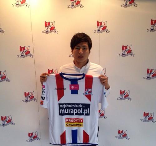 モンテネグロでリーグ優勝を果たしたMF加藤恒平がポーランド1部へ移籍
