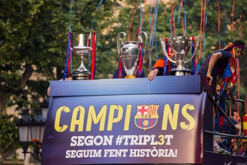 三冠達成で風向きが変わるか…バルセロナ会長選の気になる行方