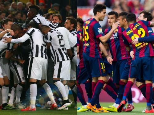 CL決勝はテベス、メッシの両エースが先発へ…UEFAが予想メンバー発表