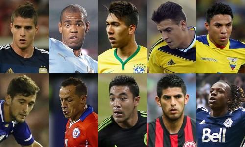 南米王者を決めるコパ・アメリカが開幕、要注目のキーマン10選手を紹介