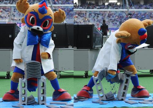 FC東京のドロンパくん、「世界の奇妙なマスコット」として紹介される