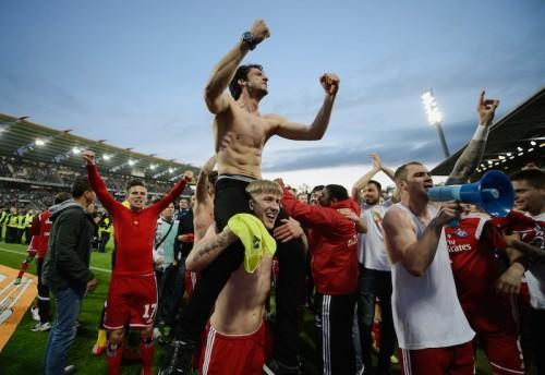 劇的勝利でHSVが残留…欧州で1部から降格したことのないクラブは?