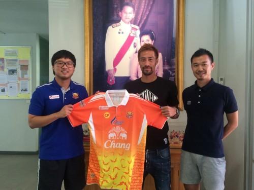 北九州で活躍した片野寛理、タイのディビジョン1リーグ・スコータイFCと契約