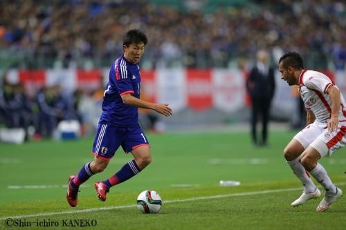 名古屋FW永井、日本代表に追加招集「勝利のために全力でプレーする」