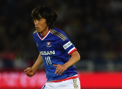 鹿島合同引退試合、参加追加メンバーに横浜FMの中村俊輔や中澤佑二ら