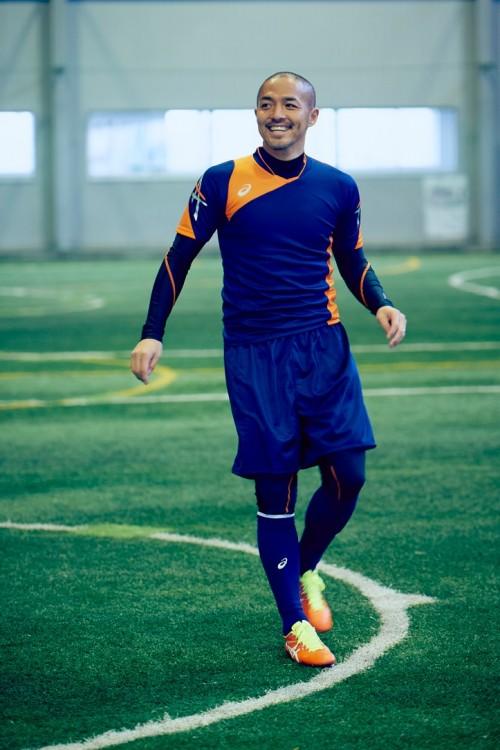 小野伸二、文京区にサッカースクールを開校「創造性溢れる選手を少しでも増やしたい」