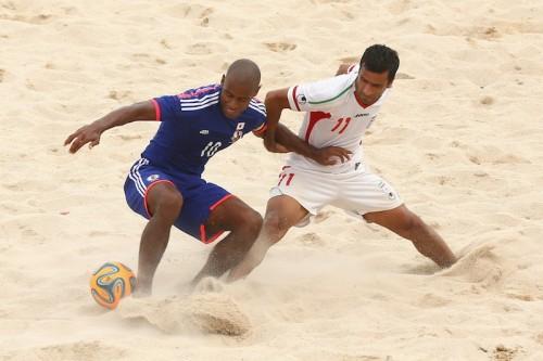 W杯に臨むビーチサッカー日本代表メンバーが発表…オズ、後藤らが選出