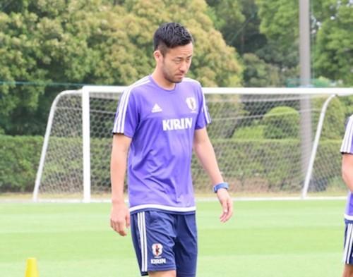 ハードなトレーニングも歓迎の姿勢見せる吉田「自分の身になる」