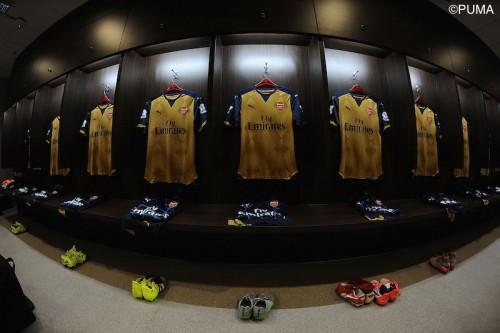 Arsenal v Singapore XI: Barclays Asia Trophy