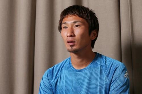 """大学経由でベガルタ仙台に""""復帰""""したMF奥埜博亮「0-8で大敗した時は、試合中に『辞めたい』と思った」"""