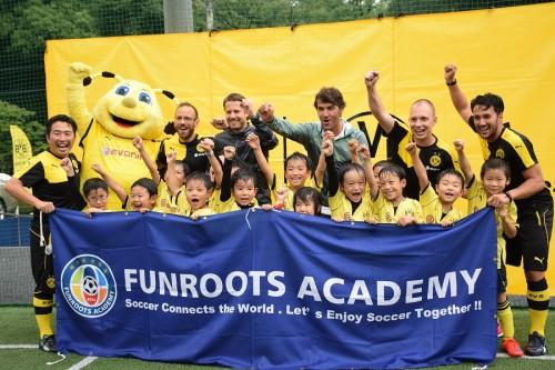 ドルトムントOB、育成部門担当のリッケン氏「チームにとって日本人選手は魅力的」