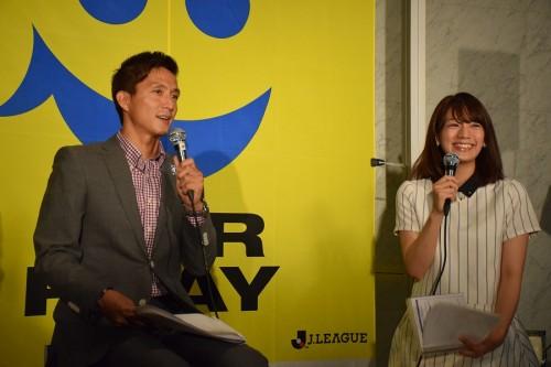 元日本代表MF福西崇史、Jリーグ発展のためには「いろんな人の意見が大事」
