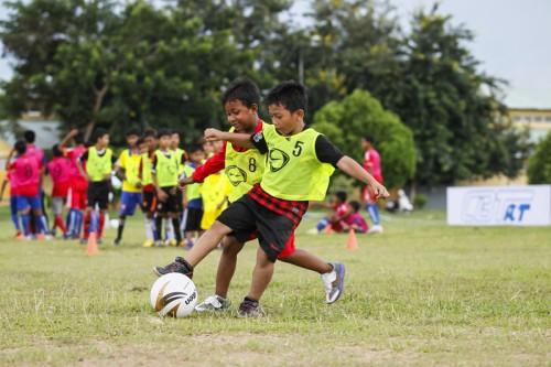 2020年に向けたスポーツ国際貢献事業「スポーツ・フォー・トゥモロー」…日本サッカー界が続々とプロジェクトを始動!