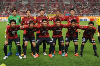 (EDITORIAL USE ONLY) xxx during the J.League match between Kashima Antlers and Matsumoto Yamaga at Kashima Soccer Stadium on May 30, 2015 in Kashima, Ibaraki, Japan.