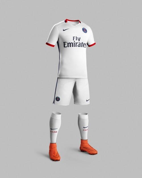 PSGの新アウェイユニは、地元とクラブに対する誇りを表現