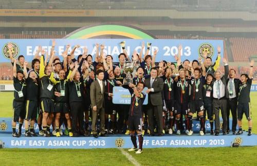 東アジアカップ公式アプリが7日からサービス開始…情報配信や試合予想など