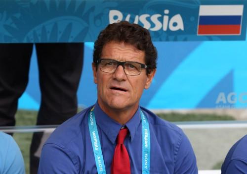 ロシア代表、カペッロ監督が退任…2018年までの契約を解除で双方合意