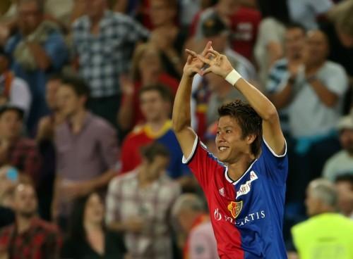 今季初ゴールの柿谷…地元紙も高評価「サッカーに対する喜びを再び見つけた」