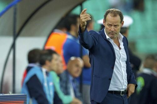ヒディンク氏退任のオランダ代表、コーチのブリント氏が監督に昇格