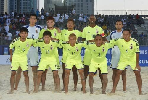 なでしこの次はビーチ…ビーチサッカーW杯が今日開幕! 日本の初戦はポルトガル