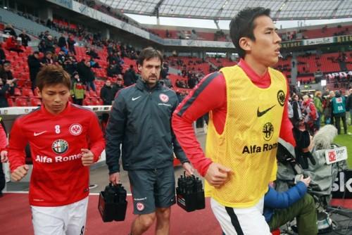 長谷部&乾所属のフランクフルトがドイツでFC東京とプレシーズンマッチ開催