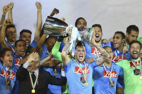 スーペルコッパ・イタリアの日程が決定…8月8日に上海で開催
