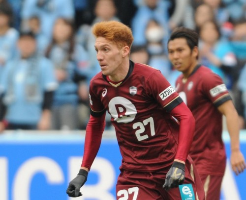 神戸、MFフェフージンの退団を発表「感謝の気持ちでいっぱいです」