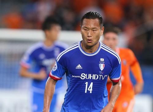 清水、元川崎のFWチョン・テセを獲得「残りのサッカー人生捧げる」