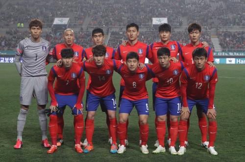 東アジア杯に臨む韓国代表メンバーが発表…Jリーグから6名選出